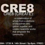 CRE8 (Create)
